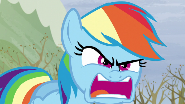 "File:Rainbow ""Do I look angry?!"" S5E5.png"