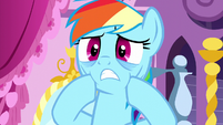 Rainbow Dash frightened S5E13
