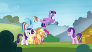 """Twilight sings """"...what you bring"""" S5E26"""