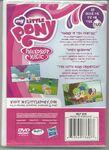 Adventures in Ponyville DVD back