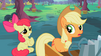 Apple Bloom begging S2E12