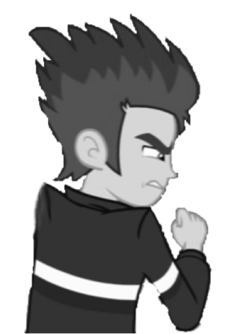 File:FANMADE Flash Sentry B&W.png