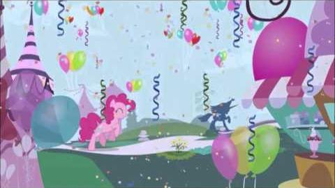 Pinkie Pie's Gala Fantasy Song - Romanian