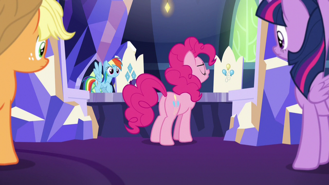 """File:Pinkie Pie """"so in conclusion"""" S7E11.png"""