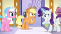"""Rarity """"can't we just start with a hooficure?"""" S6E10.png"""