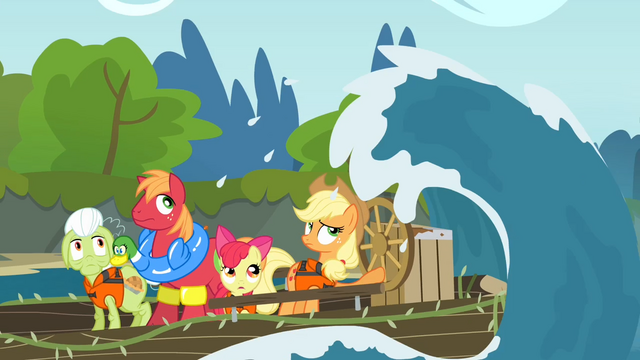 File:River water about to soak the Apples S4E09.png