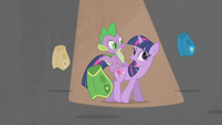 Twilight have find place S1E11