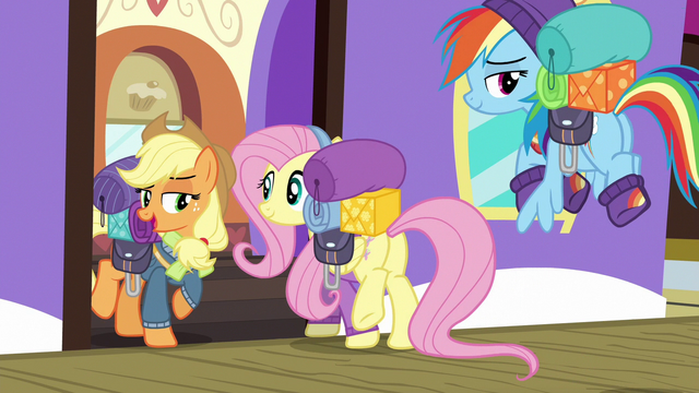 """File:Applejack """"don't y'all have too much fun"""" S6E17.png"""