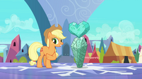 Applejack 'And running' S3E1