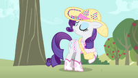 Rarity 'I believe a certain amount of style is required' S4E13