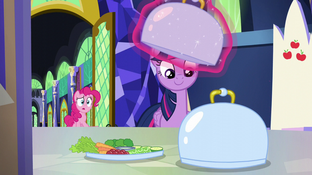 File:Twilight covers up the snack trays S5E19.png