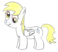 FANMADE Silverbolt Chubby Derpy