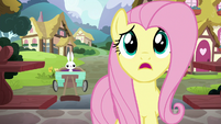 "Fluttershy ""sure she would be here today"" S7E5"