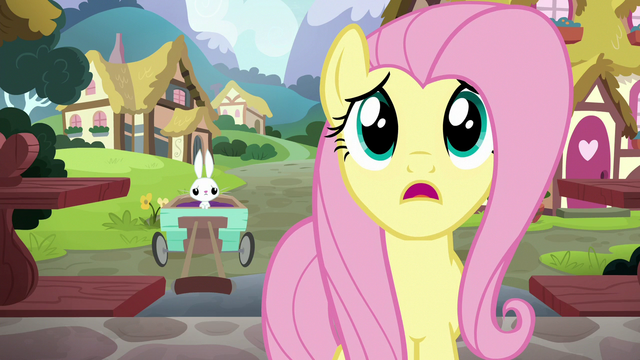 "File:Fluttershy ""sure she would be here today"" S7E5.png"
