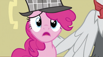 Pinkie Pie '...no idea...' S2E24