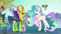 Princess Celestia approaches Thorax S6E26.png
