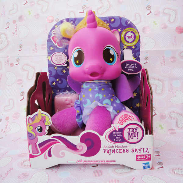 Princess Skyla Toy