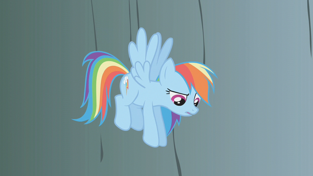 File:Rainbow Dash is frustrated S1E07.png