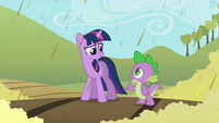 Spike 'Uh, give up' S2E01