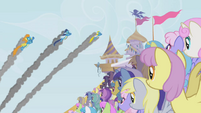 The Wonderbolts Flying S01E03