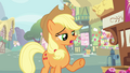 Applejack 'So in other words' S3E07.png