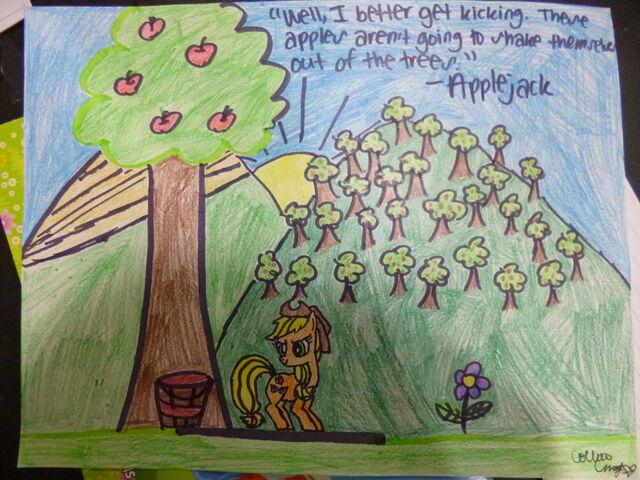 File:FANMADE Applebuck Season.jpg