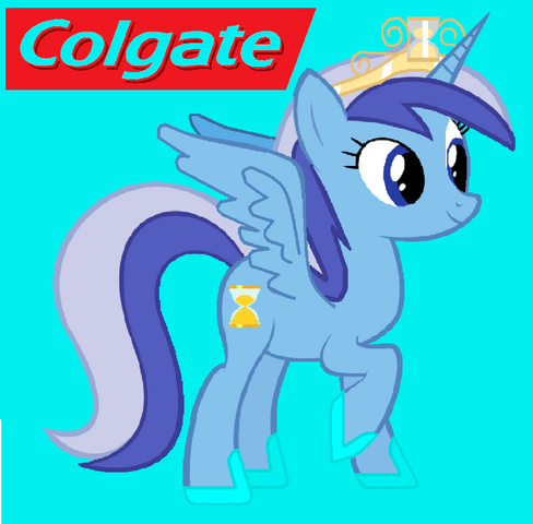 File:FANMADE Princess Minuette with Colgate logo.png