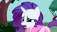 Rarity loss of words S1E14