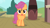 Scootaloo 'But you're better off without me!' S4E05