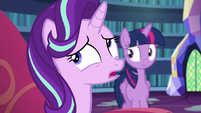 """Starlight Glimmer """"I know how ridiculous that sounds"""" S6E21"""