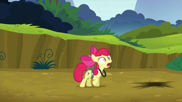 "File:Apple Bloom ""What do I do?"" S5E04.png"