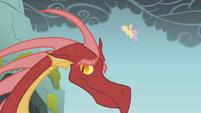 Dragon ashamed of itself S1E07