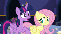 "Twilight ""I know you have to plan the friendship party"" S5E11"