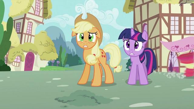File:Applejack and Twilight S2E06.png