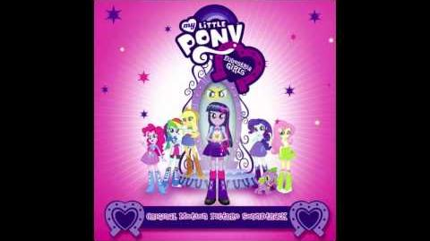 Equestria Girls 1 - A Friend for life (motion picture soundtrack)