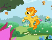 FANMADE PonyWithBackground 2