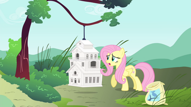File:Fluttershy, you're lost, S4E23.png