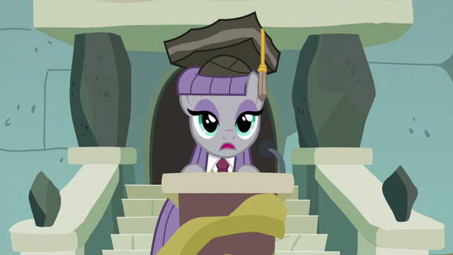 File:Maud Pie concludes her short speech S7E4.png