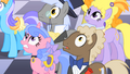 Nobleponies watch pillars topple S01E26.png