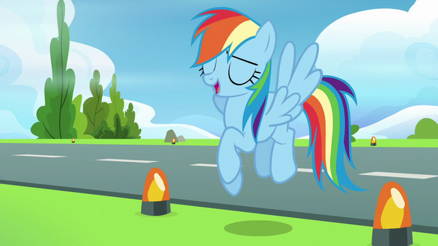 "File:Rainbow Dash ""right, no problem!"" S6E7.png"