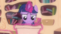Twilight thus abandon it S3E13