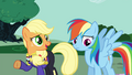 """Applejack """"How much time you got?"""" S4E21.png"""