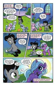 FIENDship is Magic issue 1 page 5