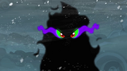 King Sombra's eyes at the top of the shadow S3E1
