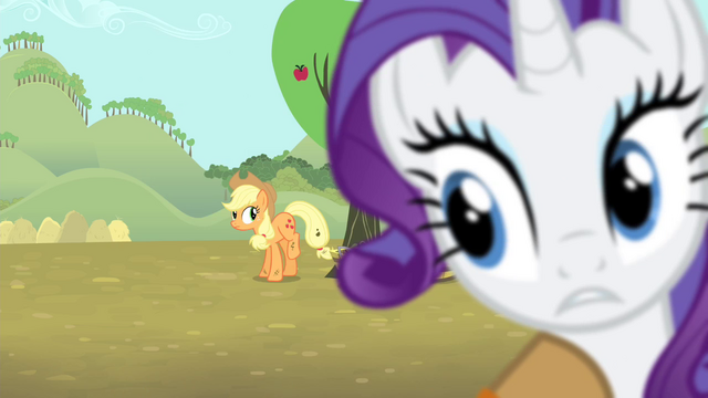 File:Rarity pushed away S4E13.png
