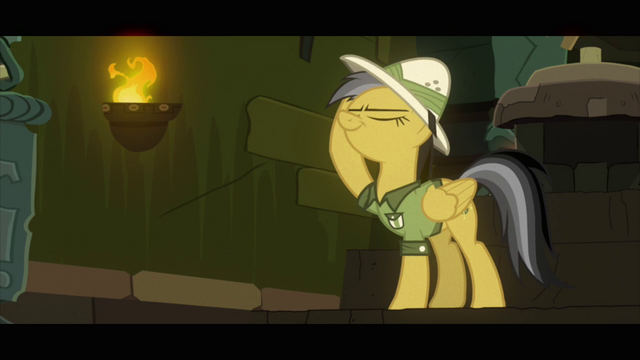File:Daring Do Holding Hat S2E16.png