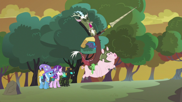 """File:Discord """"For Fluttershy!"""" S6E26.png"""