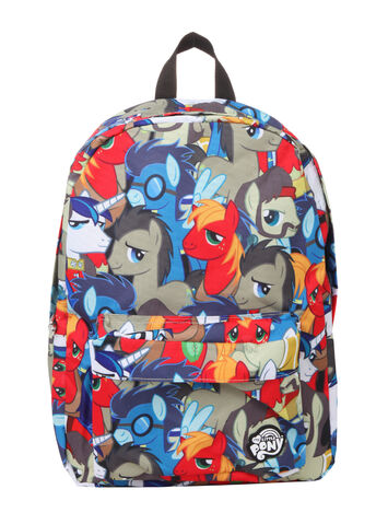 File:My Little Pony Six Mares backpack Hot Topic.jpg