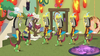 Other Discord duplicates put on hard hats S7E12