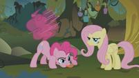Pinkie Pie Tail Shake S01E09